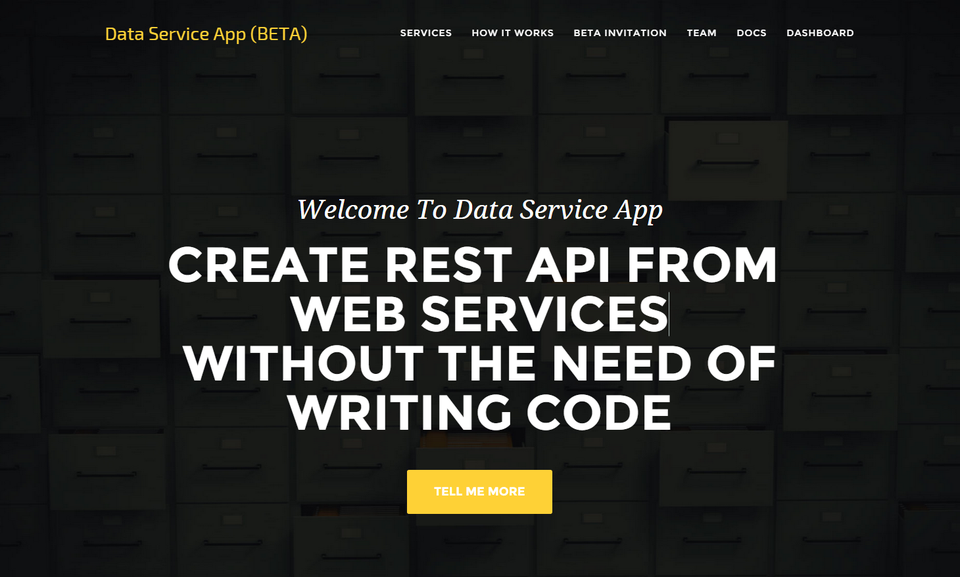 Data Service App