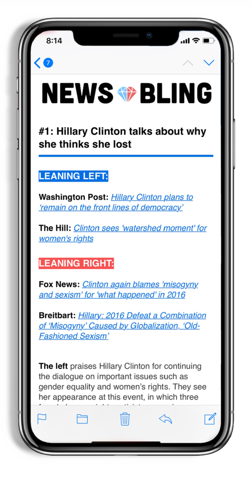 News Bling