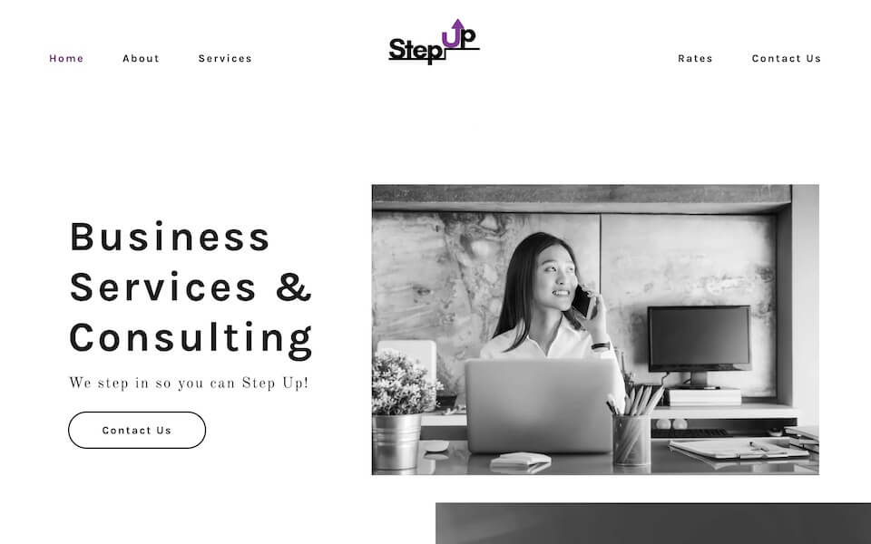 Step Up Services