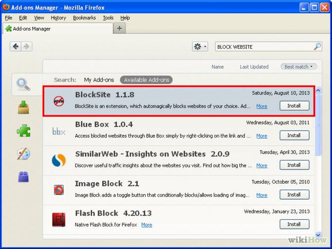 Mozilla Firefox Customer Service