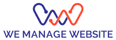 We Manage Website