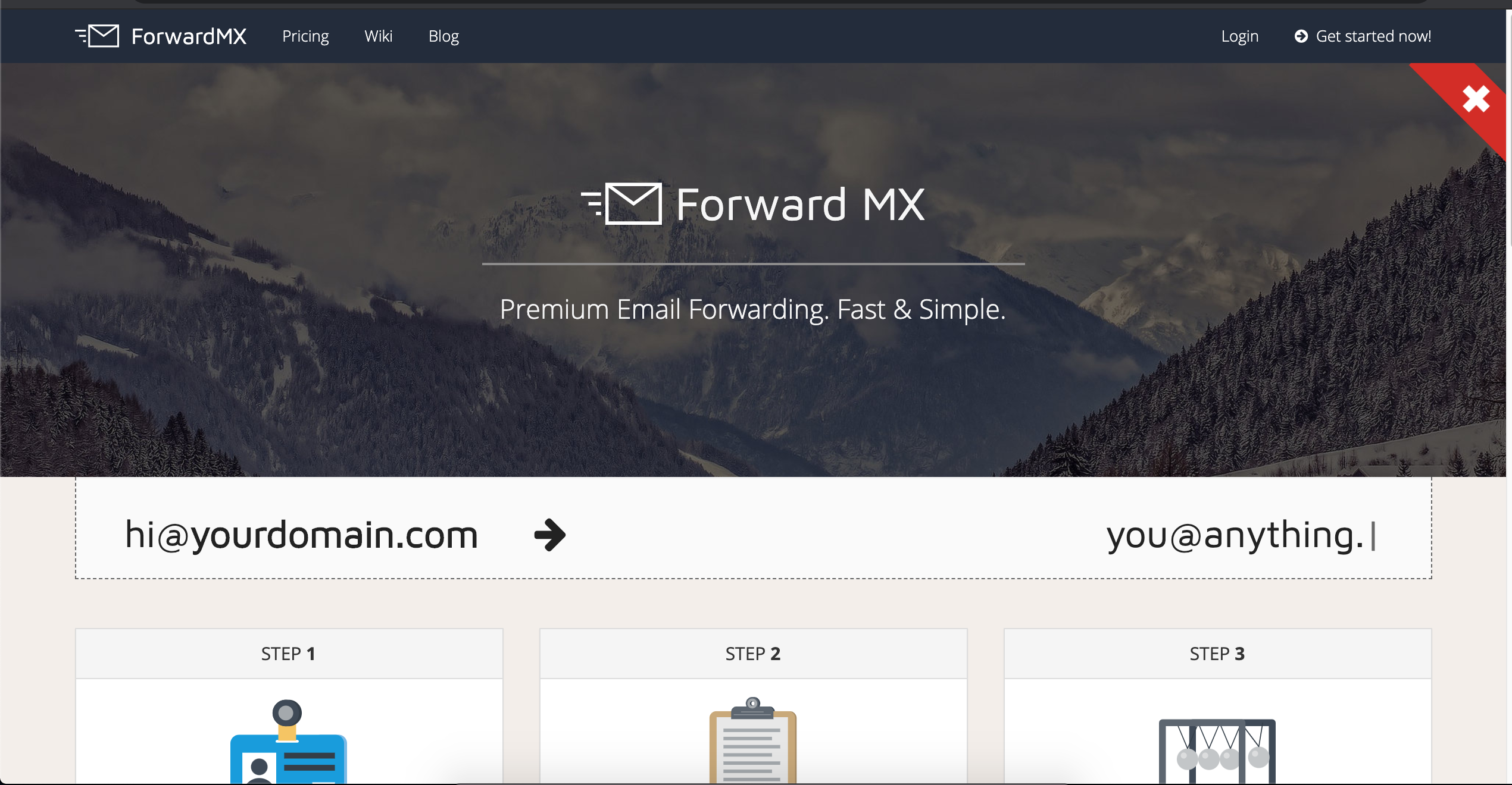 ForwardMX.io
