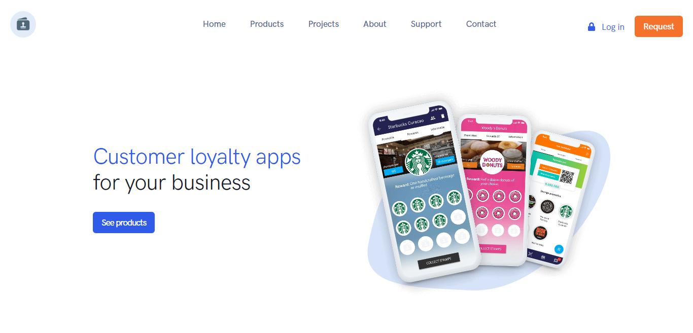 Customer Loyalty App