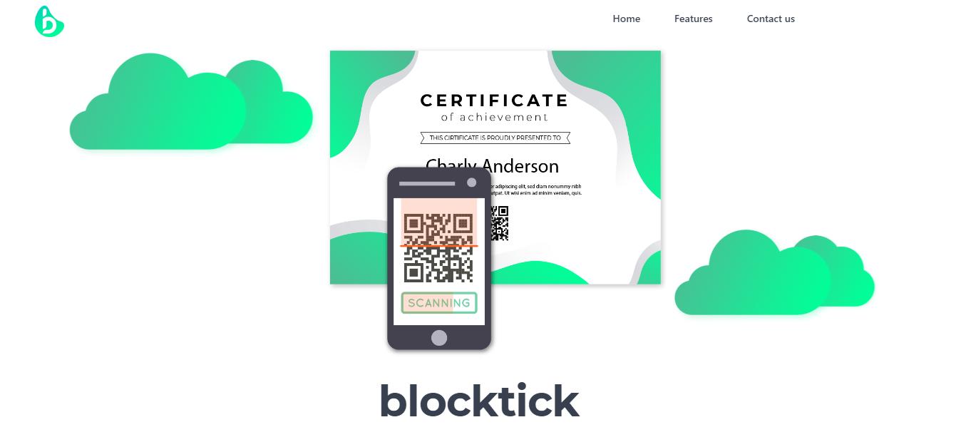 Blocktick