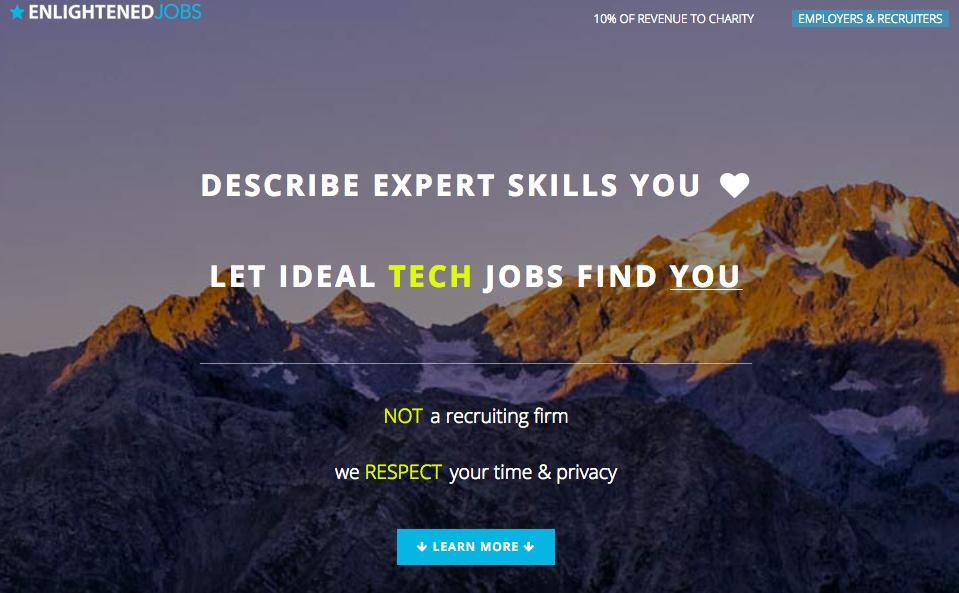 Enlightened Jobs