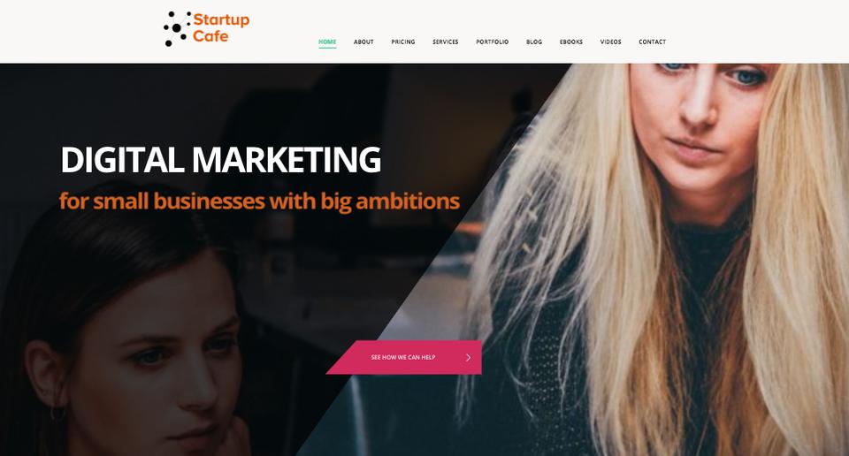 Startup Cafe Digital