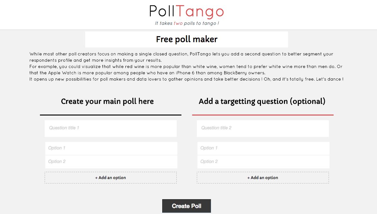 PollTango