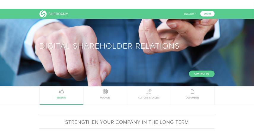 Sherpany Investor Service