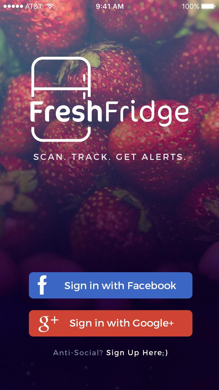 FreshFridge