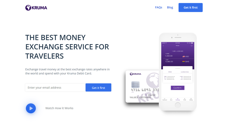 Kruma Currency Exchange