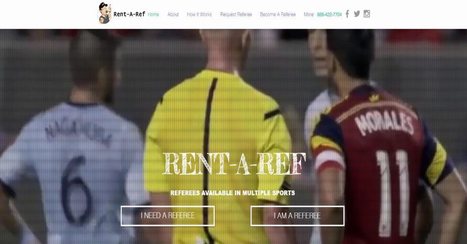 Rent-A-Ref