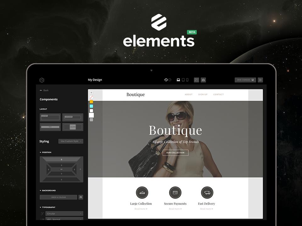 RocketWay Elements