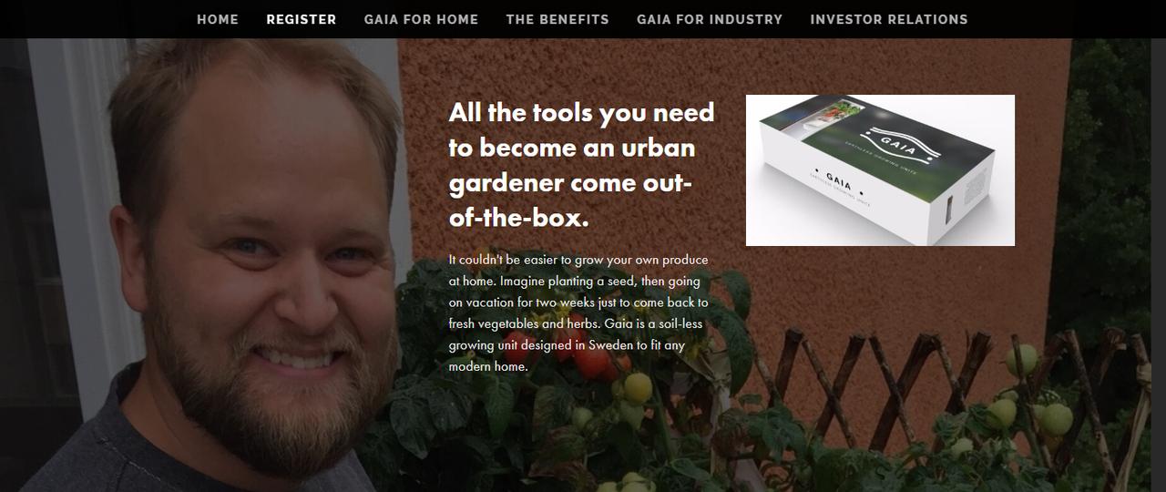 Gaia Grow System