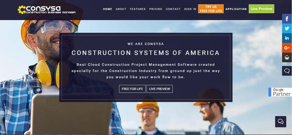 Construction Systems of  America