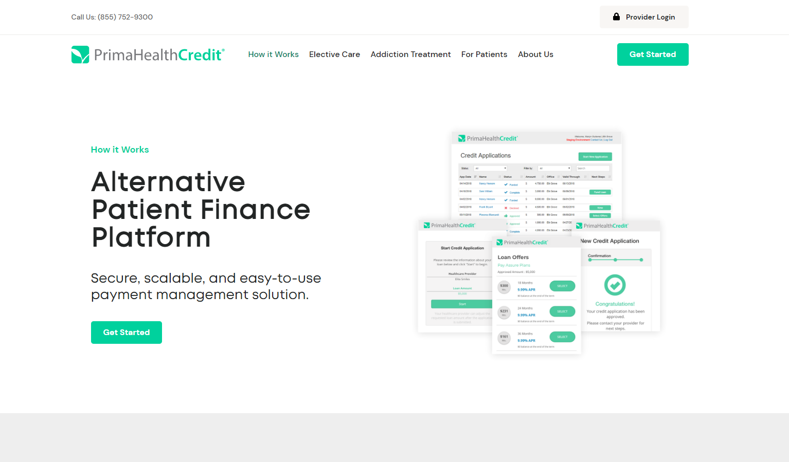 PrimaHealth Credit