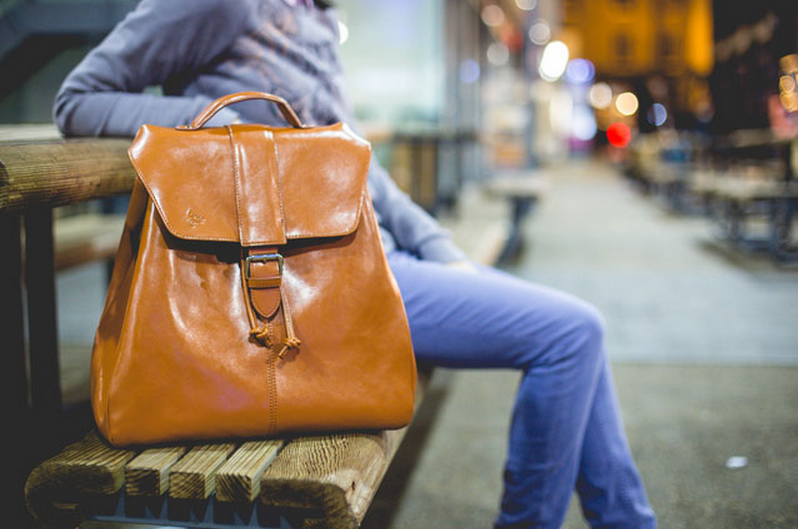 The Bethnal Leather Backpack