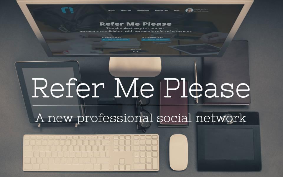 Refer Me Please