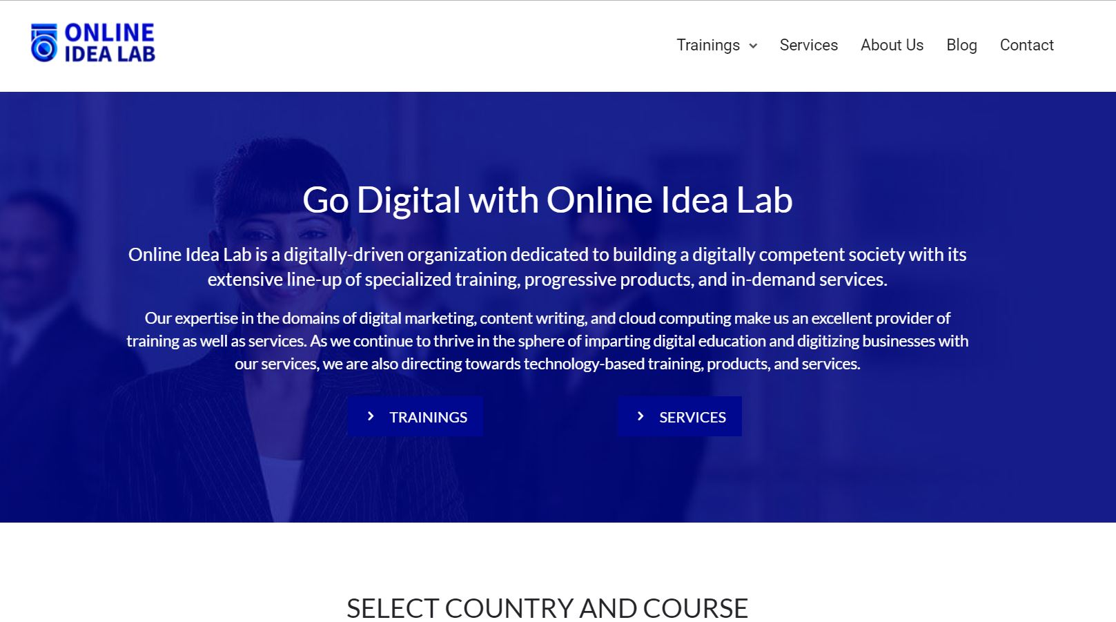 online idea lab
