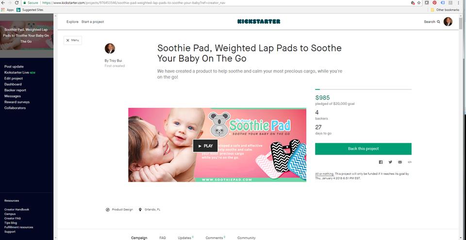 Soothie Pad