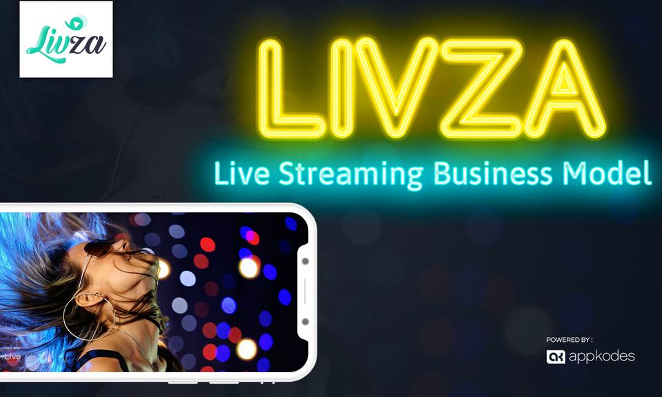 Live Video Streaming App Script - Livza