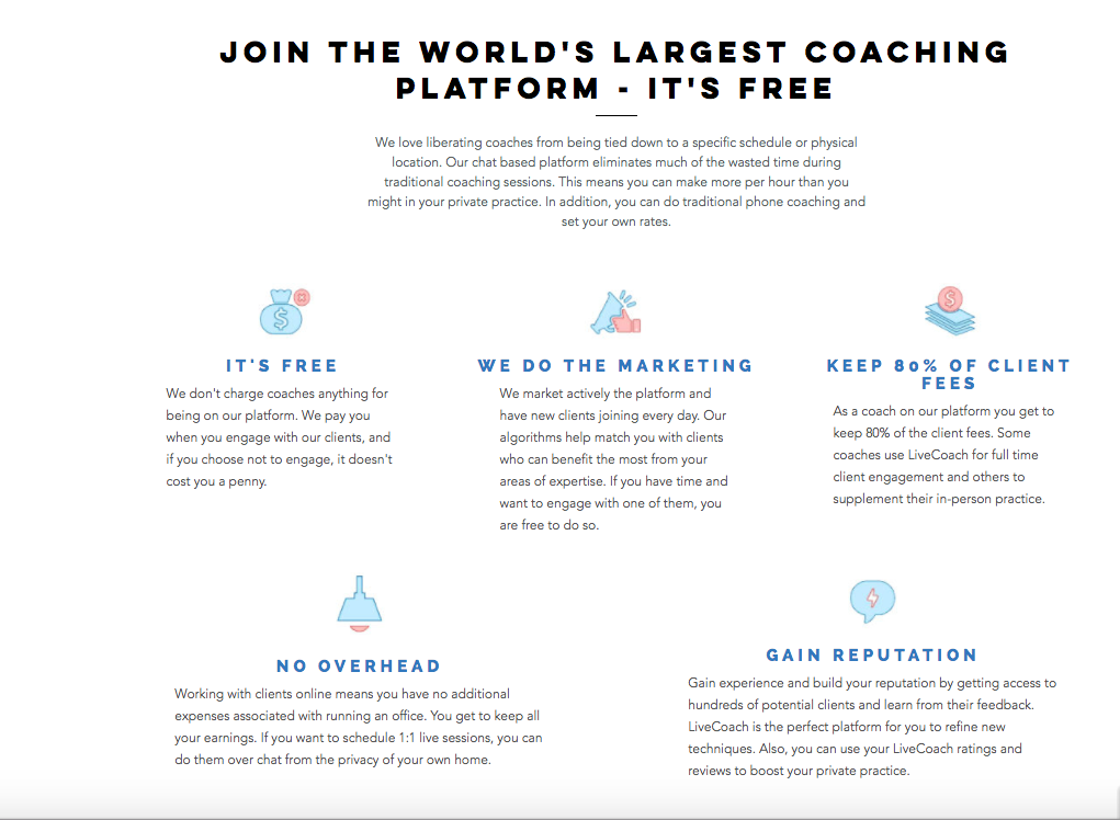 LiveCoach
