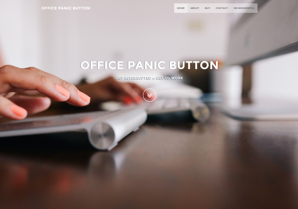 Office Panic Button
