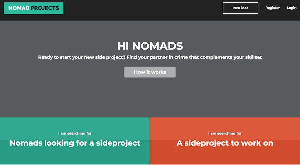 Nomad Projects