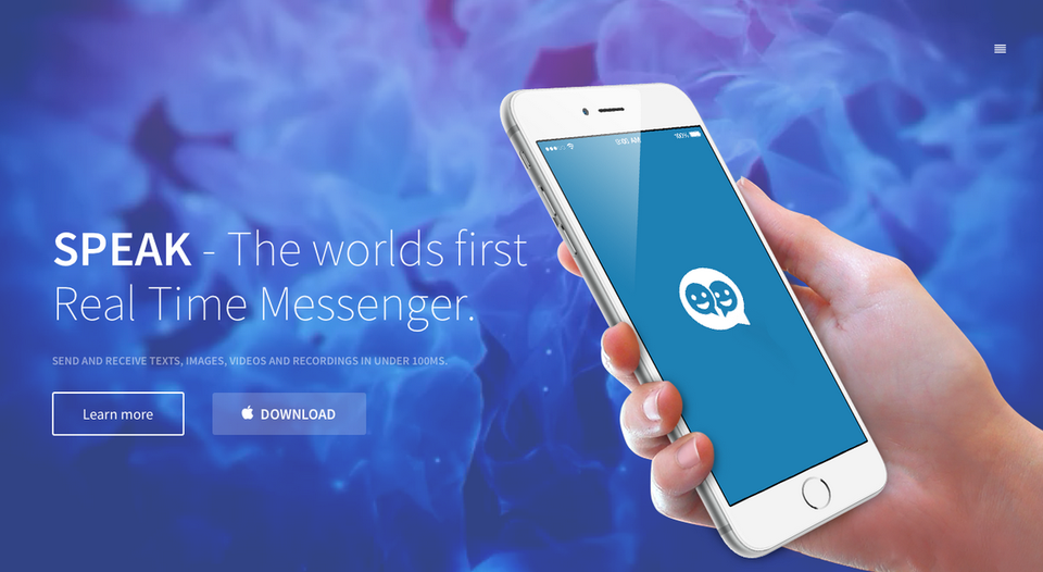 Speak Messenger
