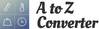 A to Z Converter