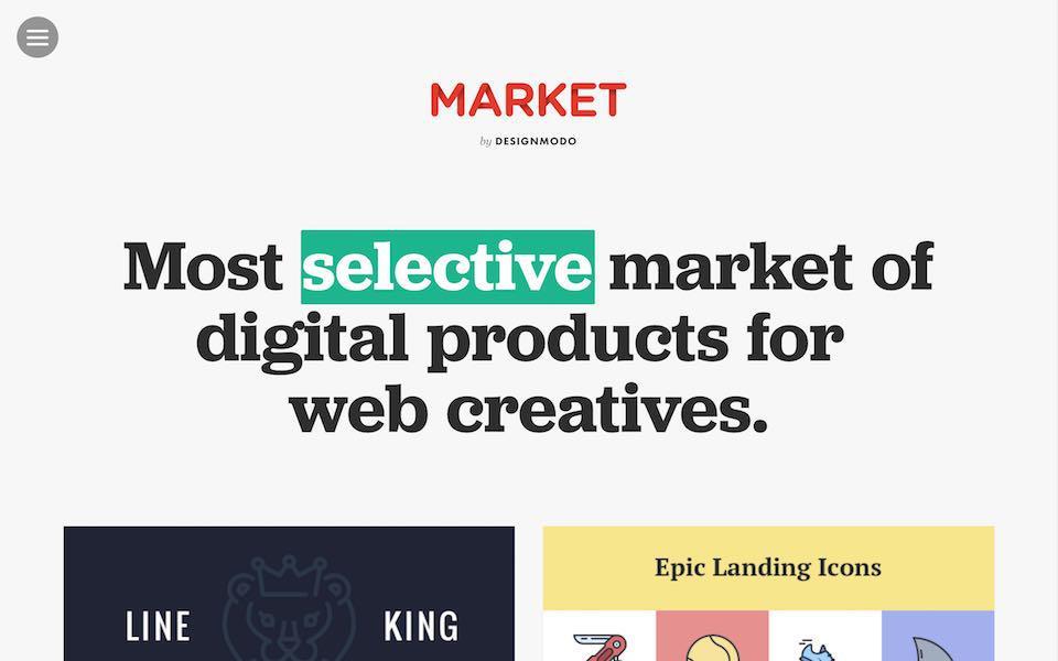 Market by Designmodo