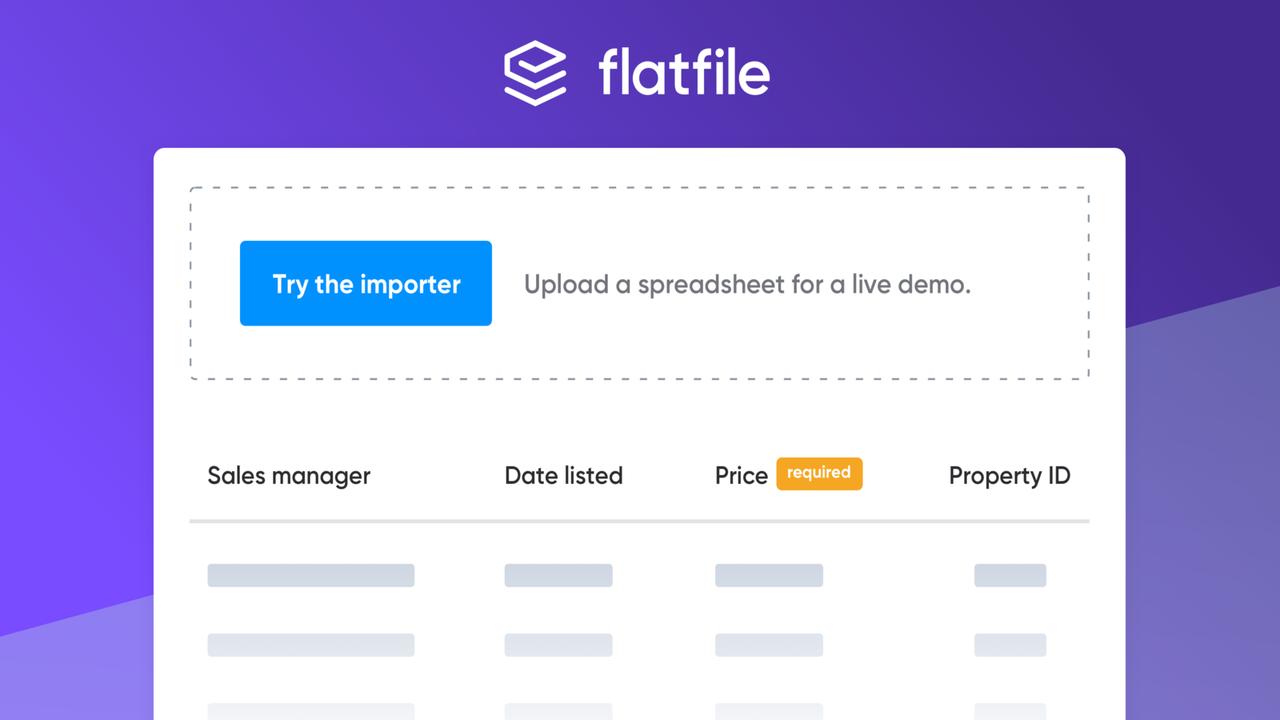 Flatfile