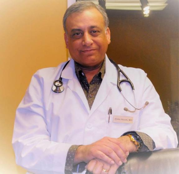 Dr Afshin Nasseri