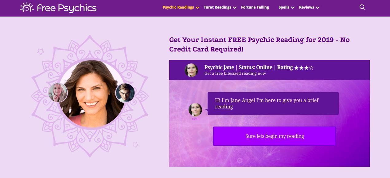 FreePsychics