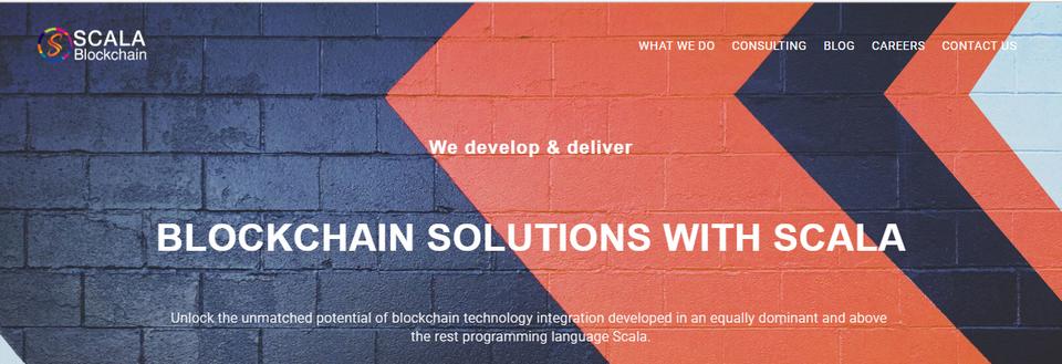 Scala Blockchain