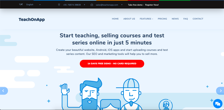 TeachOnApp