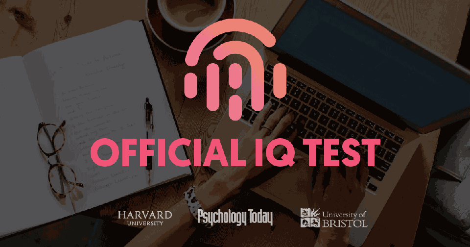 Official IQ Test