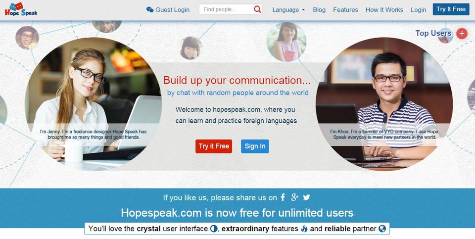 Hope Speak