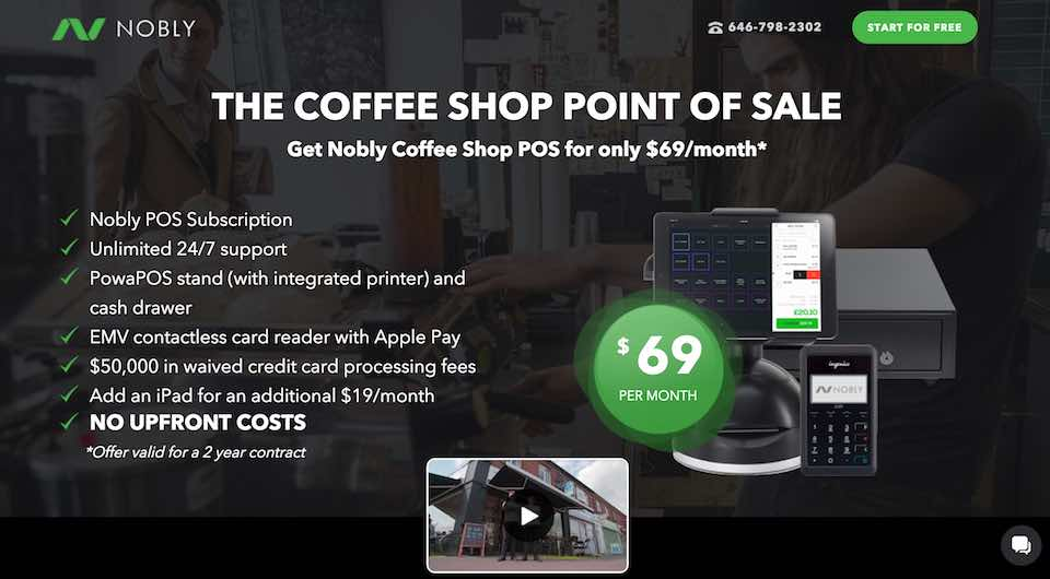 Nobly - Point of Sale